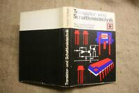 Fachbuch Transistortechnik, Schaltkreise, Halbleitertechnik, Schalttechnik, DDR