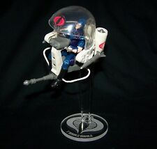 Acrylic display stand for Cobra Trouble Bubble GI Joe vintage 25th
