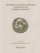 LANZ Studies in Ancient Coinage in Honour of Andrew Burnett ~A6