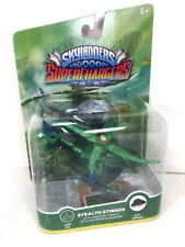 NEW AcTiVision Skylanders SUPERCHARGERS Video Game Vehicle STEALTH STINGER Life