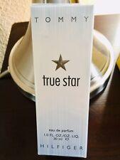 TRUE STAR By TOMMY HILFIGER eau de parfum 1 Oz Factory Sealed Box Rare