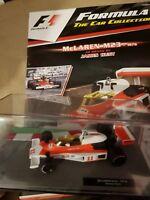 ALAIN PROST McLAREN MP4//2C modèle de voiture Formule 1 Racing 1:43 Taille 1986 One T34Z