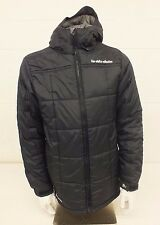 Burton The White Collection Puff The Magic Jacket Black Insulated Jacket Size M