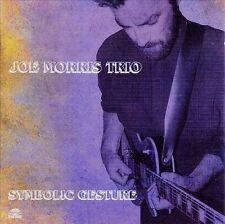 JOE MORRIS TRIO (GUITAR) - SYMBOLIC GESTURE NEW CD