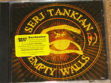 SERJ TANKIAN - Empty Walls - Best Buy Exclusive RARE US CD! System Of A Down OOP