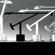 Tizio Micro Lampada da tavolo di Artemide Nero
