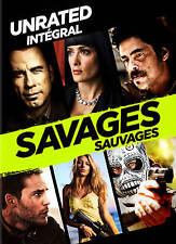 Savages (DVD, 2012, Canadian)