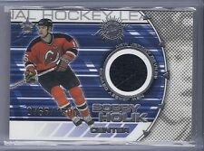 2000-01 VANGUARD HOLIK CZERKAWSKI DUAL GAME WORN JERSEY SP /1500 #8