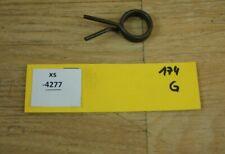 Yamaha gt80, dt125 90508-32207-00 Spring, torsion original genuine volver a nos xs4277