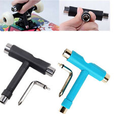 Skate Wrench Adjusting Tools Skateboard Long Board All In 1 Allen Key T Tool