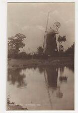 Arkley Windmill RP Postcard #2, B117