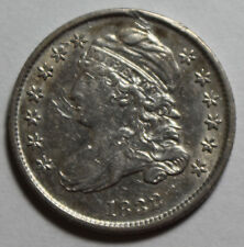1832 Capped Bust Dime KM32