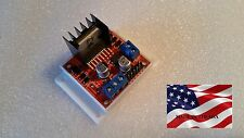 Arduino L298N ABS Mount - Made in the USA