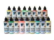 Window Color Set 10 Farben je 80 ml - Set 4