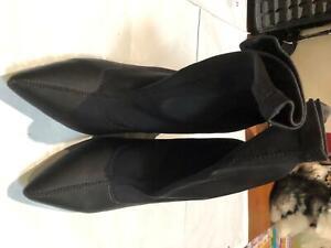 Womens Shoes Boohoo Size Uk 6 Colour Black
