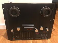 Tascam TSR 8 Tape Recorder Reel To Reel Record Dbx Type I Reproducer 8CH