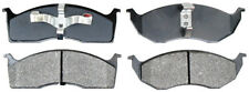 Wagner MX730A Disc Brake Pad Set-Severe Service Semi-Metallic Brake PowerMax