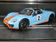 Evolution  Porsche 918 Spyder Gulf No. 2   --- NEU  ---