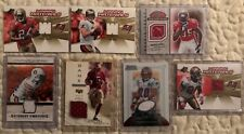 Tampa Bay Bucs 9 Authentic Player Worn Jersey Cards 2 Of Future Hof Ronde Barber