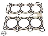 Genuine OEM Nissan R35 GT-R VR38 3.8L Head Gaskets VR38DETT Skyline 2009+ PAIR