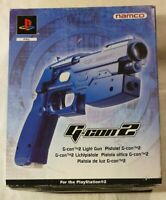 Namco Guncon (G-Con2) Pistol / Light Gun PS2 PlayStation Two [Boxed]