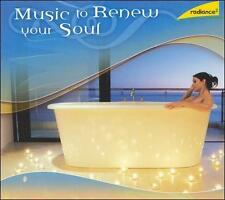 Music to Renew Your Soul; 2005 CD, Debussy, Holst, Handel, Rachmaninov, Bach, De