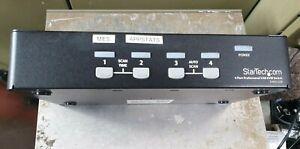 STARTECH SV431USB 4-PORT PROFESSIONAL KVM SWITCH (R5TROLLEY.3)