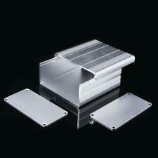 DIY Aluminum Enclosure Case Electronic Project PCB Instrument Box 100x100x50mm g