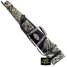 RIG'EM RIGHT WATERFOWL FULL CHOKE PADDED FLOATING SHOTGUN CASE MAX-5 CAMO