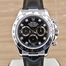 Rolex Men's Wristwatches with Chronograph