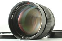 【 MINT】 CONTAX Carl Zeiss Planar 85mm F1.4 T* AEG CY mount Lens Ship from JAPAN