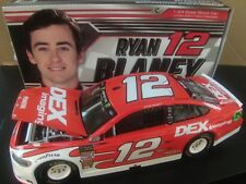 Ryan Blaney 2018 Dex  Imaging #12 Penske Fusion 1/24 NASCAR Monster Energy Cup