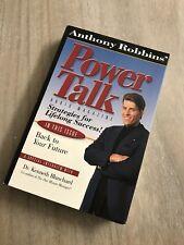 Anthony Robbins - Power Talk Audio Magazine 2 Cassettes