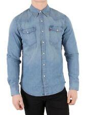 Chemises décontractées Levi's taille S pour homme