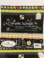 Diecuts with A View Grade School Paper Stack, 12-inches-by-12-inches, 48-Sheet..