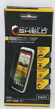 ZAGG invisibleSHIELD® ORIGINAL Schutzfolie für HTC One X - Screen