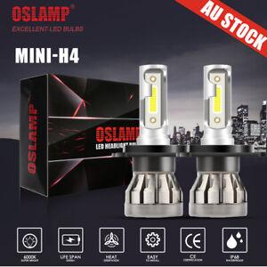 OSLAMP 9003 H4 HB2 72W 8000LM LED Headlight Conversion Globe Bulb Beam Kit 6000K
