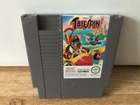 TALE SPIN NINTENDO NES GAME UK V PAL A *CART ONLY* VGC