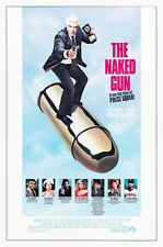 THE NAKED GUN (1988) ORIGINAL MOVIE POSTER  -  ROLLED
