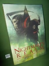 S T JOSHI (Editor) NIGHTMARE REALM US TRADE PAPERBACK EDITION NEW AND UNREAD
