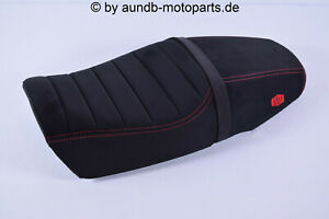 XSR900 16- Design-Sitz Ultrasuede® / Design-Seat Ultrasuede® NEW original Yamaha