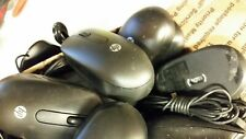 Lot of 15 HP mice mouse USB Optical wired 672652-001