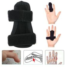 Adjustable Finger Support Sleeve Trigger Protect Breathable Splint Brace