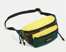 EASTPAK Doggy Urban Exclusive Bag Camo Bum Cross Body Waist Bag Yellow  Carhartt
