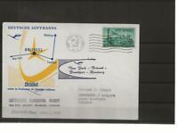 322322 / Flugpost Beleg Lufthansa Brasilien