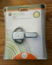 Microsoft Xbox 360 Wireless Headset - oem xb360 mic earpiece BRAND NEW