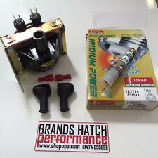 Magneti Marelli Sierra Escort RS Cosworth Turbo - 40k Coil + DENSO IK27 Plug Kit