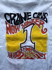 New listing 1968 Crane Cams Nhra T Shirt Nationals 60s Vintage