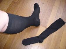 NEOFAN socks men Lot de 2 P mi-bas noir effet contention T 39-42 ref: Co1