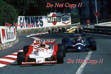 John Watson McLaren M28 Monaco Grand Prix 1979 Photograph 5